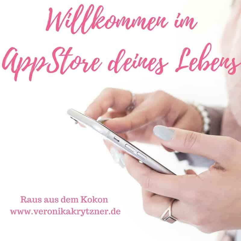 Apps, AppStore, Leben, Lebensbereiche, Selbstzweifel