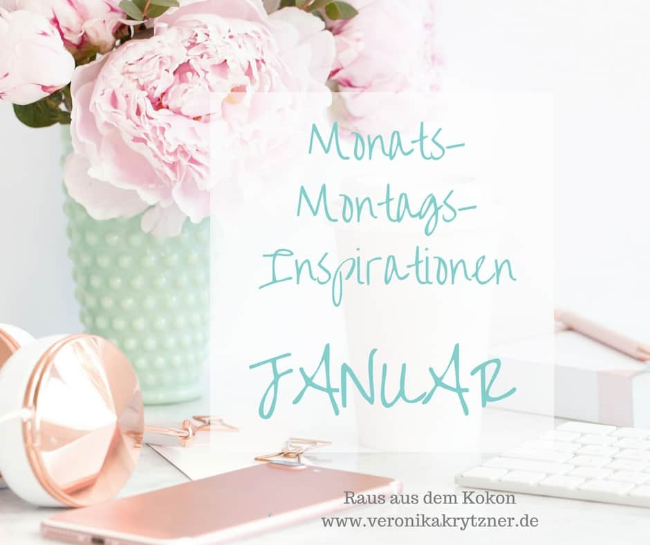 Januar, MontagsInspiratio, Selbstzweifel