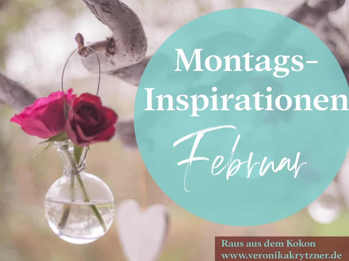 Montagsinspiration Februar