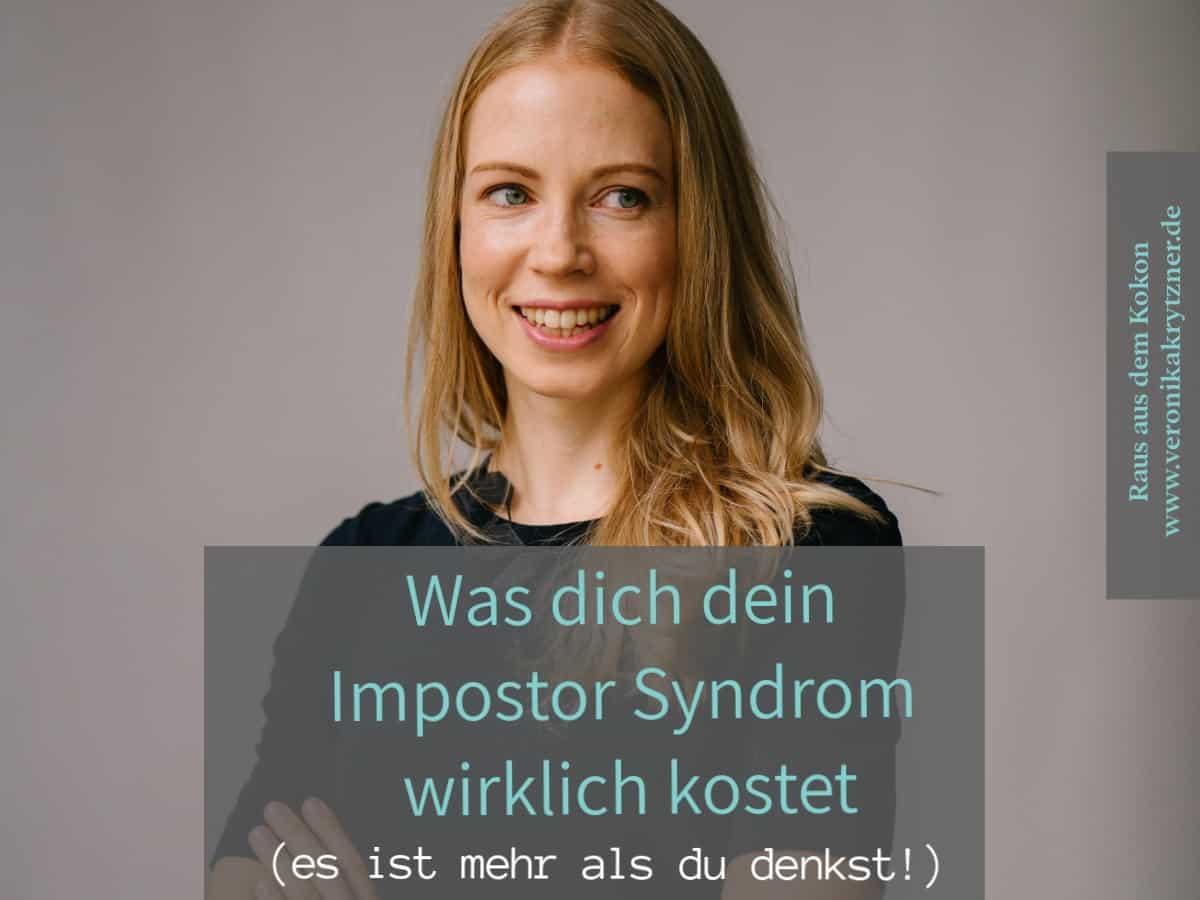 Impostor-Syndrom, Kosten, Geld, Perfektionismus, Selbstzweifel. Procrastination, Kreativität