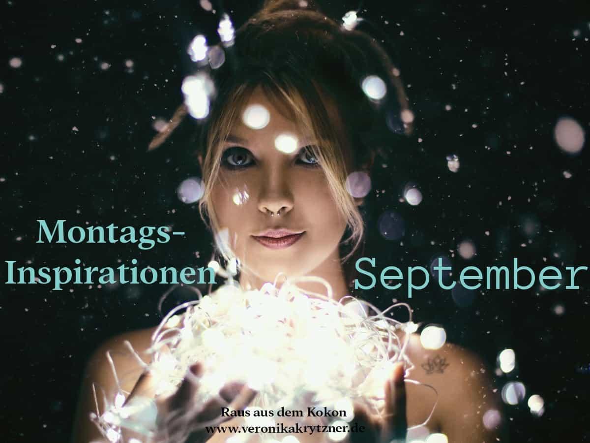 Montagsinspiration, September, Selbstwert, Selbstwertgefühl, Selbstzweifel, Selbstbewusstsein