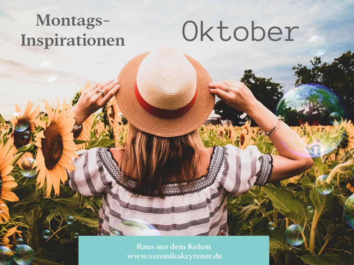 MontagsInspiration, Oktober, Seelenschätze, Selbstwert, Selbstwertgefühl, Selbstbewusstsein